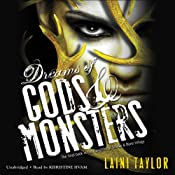 Dreams of Gods & Monsters: Daughter of Smoke and Bone, Book 3 | Laini Taylor