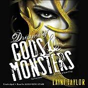 Dreams of Gods & Monsters: Daughter of Smoke and Bone, Book 3 | Laini Taylor