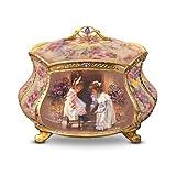 Sandra Kuck My Sister, My Friend Collectible Music Box by Ardleigh Elliott by Ardleigh Elliott
