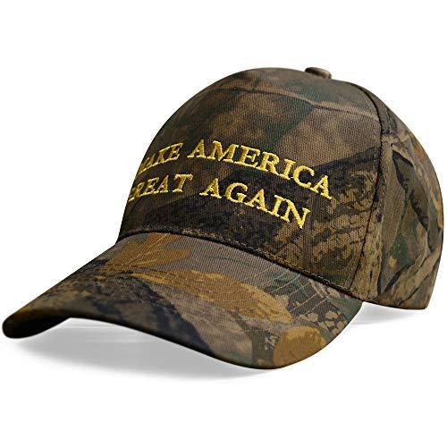 Make America Great Again Hat  USA MAGA Cap Embroidered Adjustable Baseball Hat ()