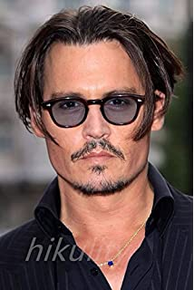 b5e07bfca1 High-Season Magic Adventure Johnny Depp Glasses Pirates of the Caribbean  Tinted Glasses Men Sun