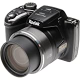 "Kodak PIXPRO Astro Zoom AZ525 16 MP Digital Camera with 52X Opitcal Zoom, 1080p Video Recording and 3"" LCD Screen (Black)"