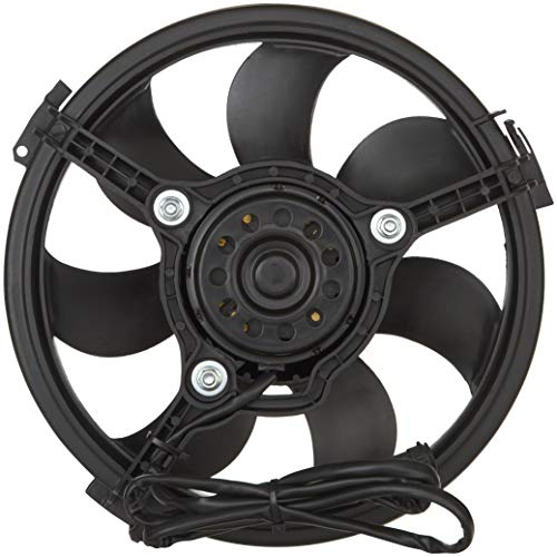 A4 Cooling Audi 2000 (Spectra Premium CF11004 Engine Cooling Fan Assembly)
