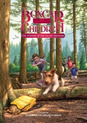 [ { MYSTERY OF THE FALLEN TREASURE (BOXCAR CHILDREN #132) } ] by Jessell, Tim (AUTHOR) Sep-01-2013 [ Paperback ] pdf