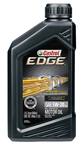 Castrol 06247 5W 20 Advanced Synthetic