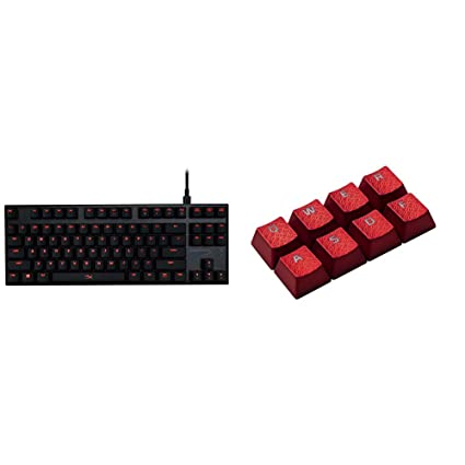 72aac399b24 Image Unavailable. Image not available for. Color: HyperX Alloy FPS Pro  Tenkeyless Mechanical Gaming Keyboard, Cherry MX ...