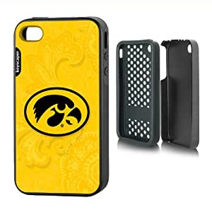 iphone covers Iowa Hawkeyes Iphone 5c Rugged Case Paisley NCAA