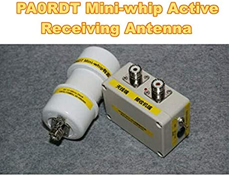 MiniWhip Active Antenna Assembled in Box HF LF VLF mini-whip sdr RX portable