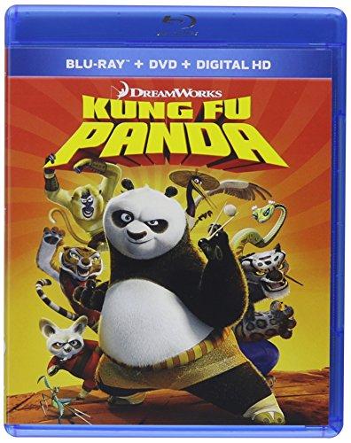 Kung Panda Blu ray Jack Black
