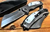 Rescue Survival Knife - Survival Knife Tactical Folding Pocket Knife with 3.5