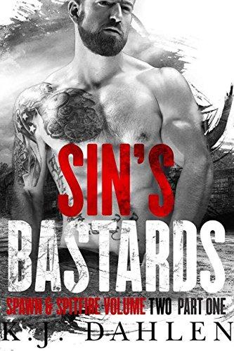 Sin's Bastards: Spawn & Spitfire Volume Two (Satan's Spawn MC Book 2)