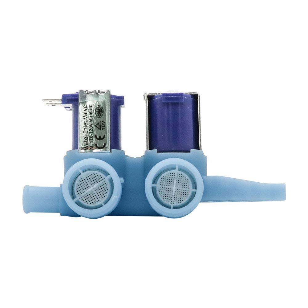Hotpoint Washer AMI PARTS WH13X10024 Dual Water Inlet Valve Works with General Electric