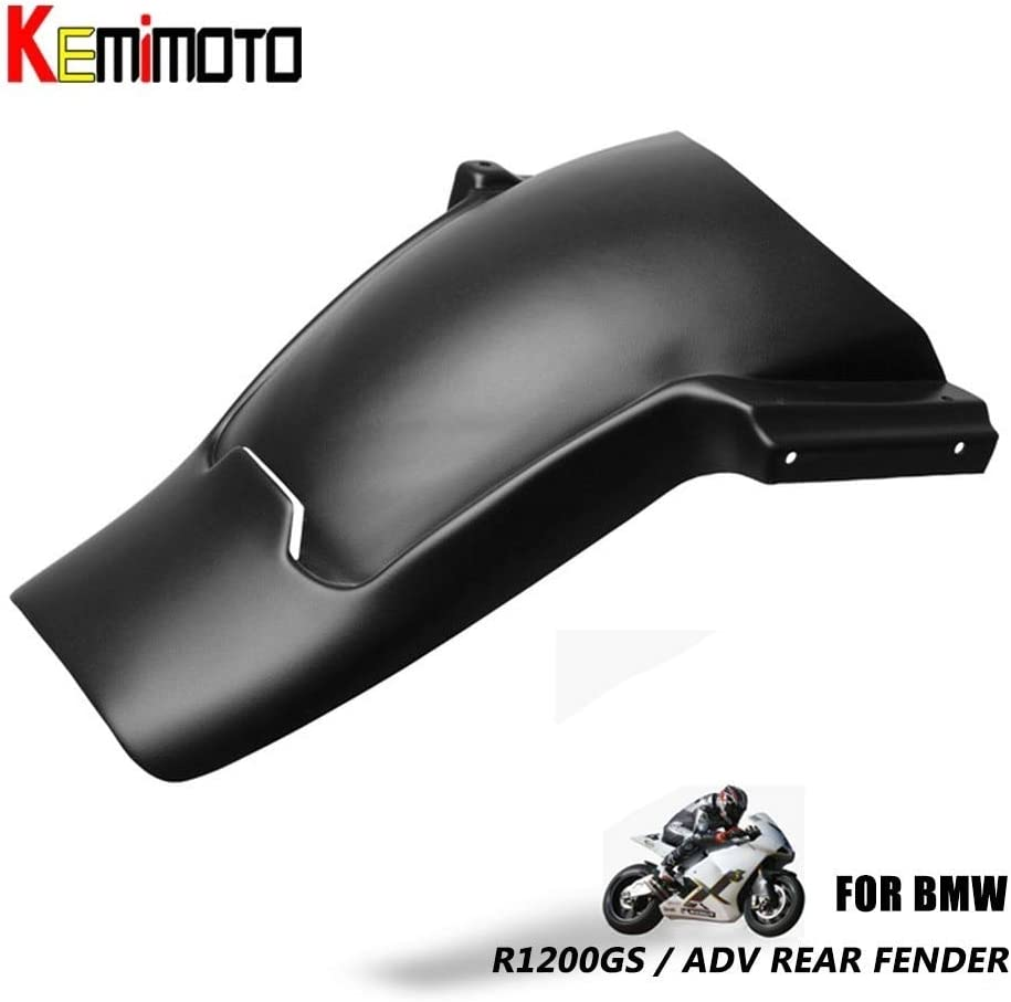 Motorcycle Tail Hugger Rear Fender Mud Guard with Mounting Hardware for BMW R1200 GS LC R1200GS LC Adventure 2013-2018 Motorcycle Rear Fender