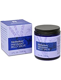 Pregnant Belly Salve with Organic Shea Butter for Stretch...