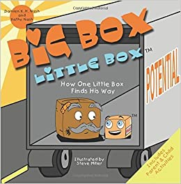 Big Box, Little Box: How One Little Box Finds His Way: Volume 1