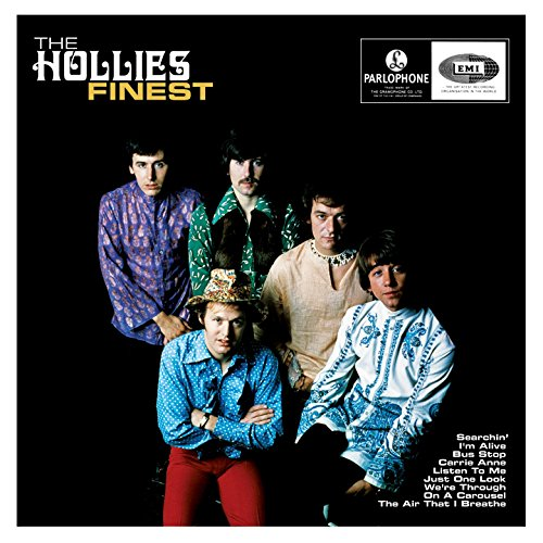 The hollies long cool woman in a black dress remastered albums
