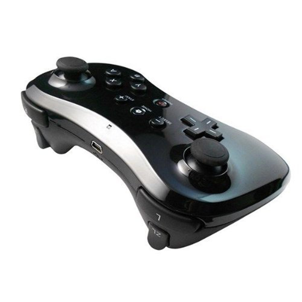 Amazon.com: XFUNY(TM) New Wireless Game Classic Pro Controller ...