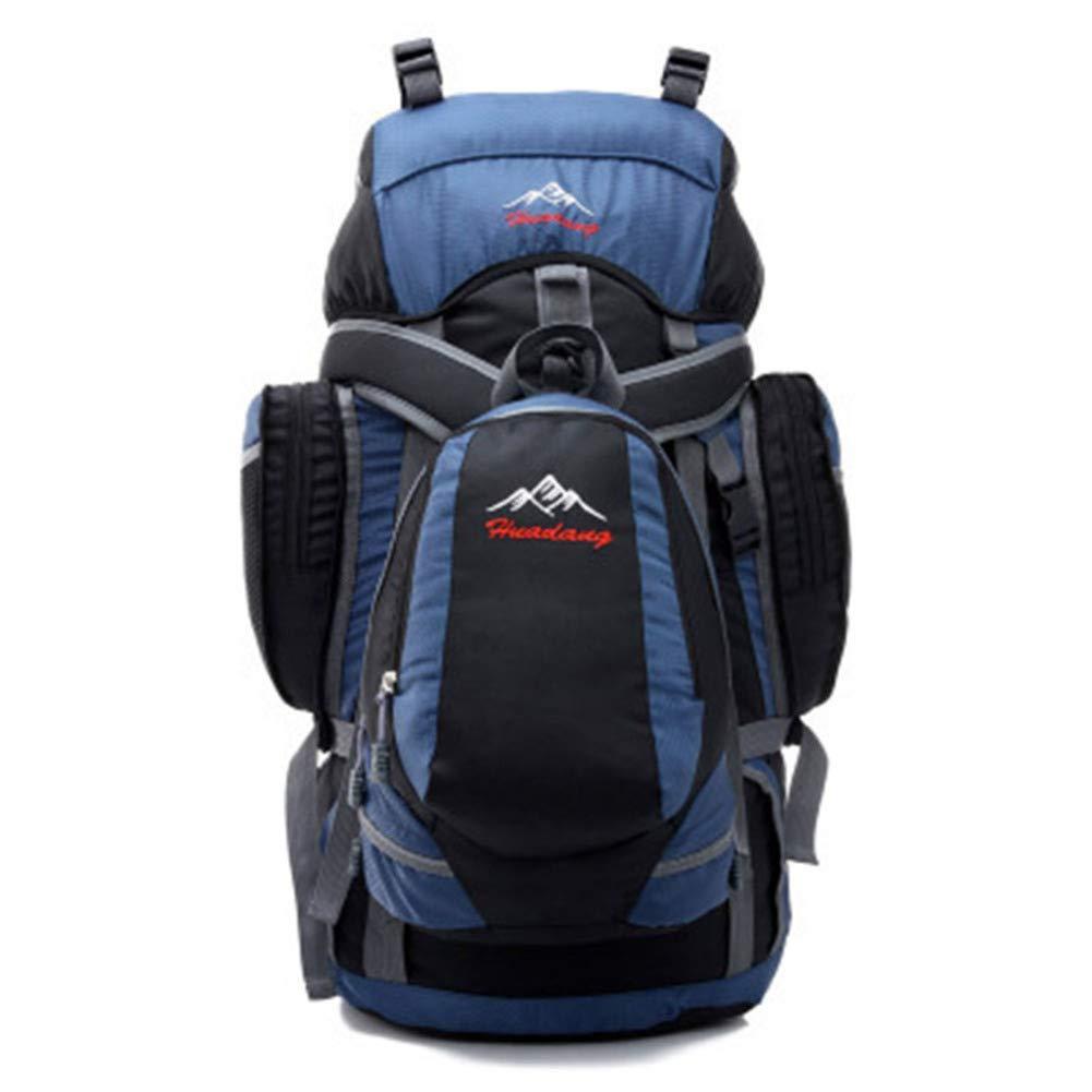 ZH mochila al aire libre Moda Casual al Bolsa Aire Libre Bolsa al de Viaje Deportivo Mochila de Gran Capacidad Alpinismo 3e2eaf