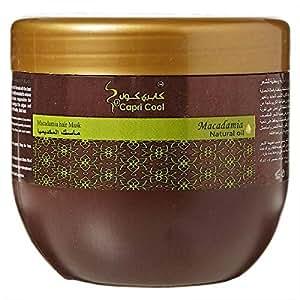 capri cool Macadamia Natural Oil Deep Repair Masque 500ml