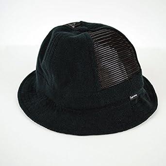 ff3fa56551f (シュプリーム) Supreme TERRY SIDE MESH BELL HAT ハット M Lサイズ NAVY (