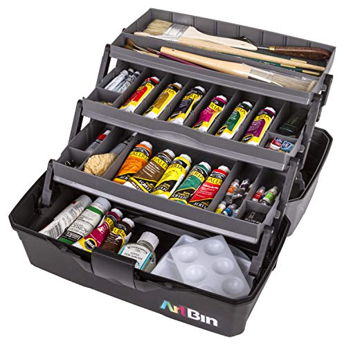 ArtBin Three Tray Art Supply Box, 3