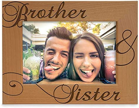 Sisters Personalized Picture Frame Siblings Frame Sisters Frame Gift for Brothers