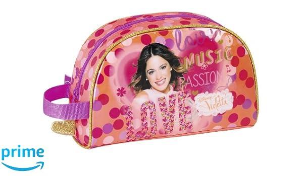 Violetta - Neceser 28 x 18 x 10 cm (SAFTA 811442332): Amazon.es: Equipaje