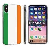 Apple iPhone X Case %5BClear%5D %5BIrish