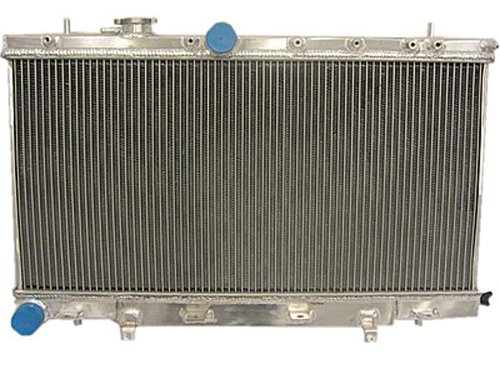OPL HPR077 Aluminum Radiator For Subaru Impreza WRX (Manual Transmission)