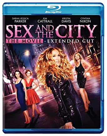 Blu ray sex and the city series