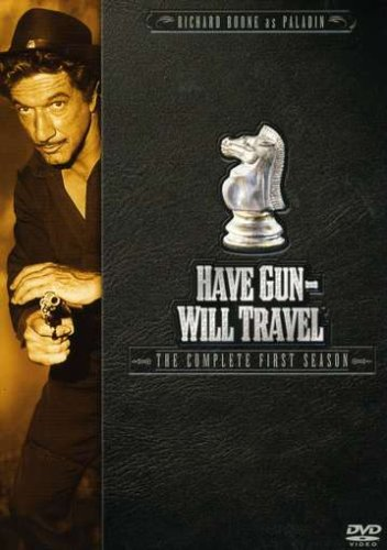DVD : Have Gun Will Travel: The Complete First Season (6 Disc)