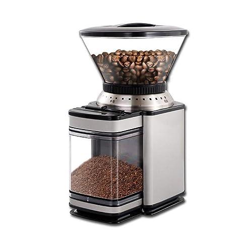 FFyy J Cafetera con Molinillo Molinillo de café eléctrico con ...