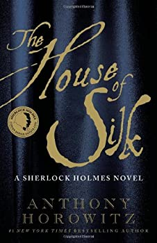 The House of Silk 1409133826 Book Cover