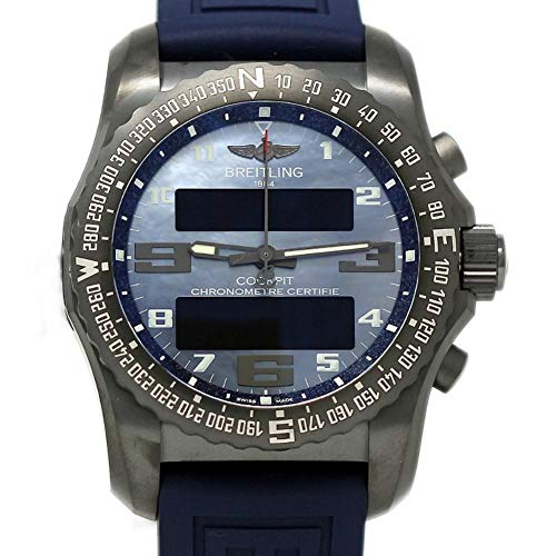 Breitling Cockpit Swiss-Quartz Male Watch VB5010 (Certified Pre-Owned) (Breitling Cockpit Lady)