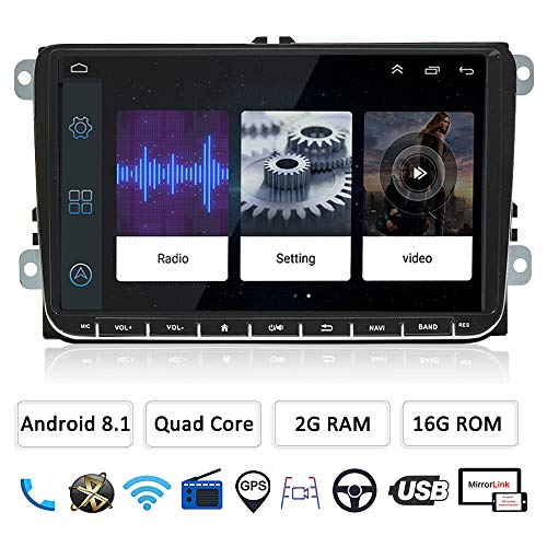 16G NAND Memory Flash for Nissan Sentra 2013 2014 2015 2016 2017 LEXXSON Android 8.1 Car Radio Stereo 10.1 inch Capacitive Touch Screen High Definition GPS Navigation Bluetooth USB Player 1G DDR3