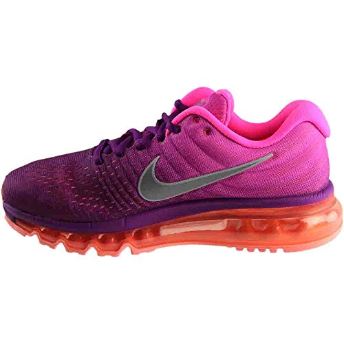 2017 Max Grape Air Pink Sneaker Running Women's Blast NIKE Bright pink White fire x45EqnFOB