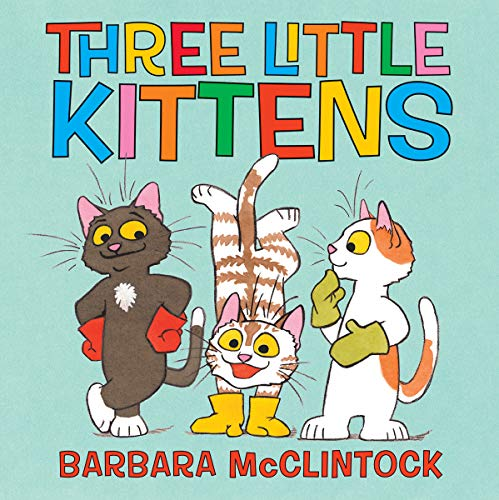 Book Cover: The Three Little Kittens
