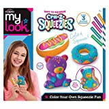 Color Your Own Squeezie Fun CRA-Z-Art