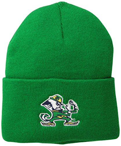 NCAA Notre Dame Fighting Irish Acrylic Watch Hat, True Green, One Size ()