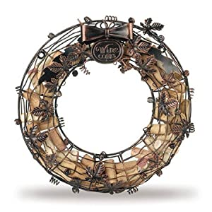 Epic Products Cork Cage Wreath, 13.25-Inch 68