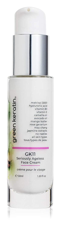 Green Keratin Olio di Semi di Papavero   50 ml GK11 CREAM