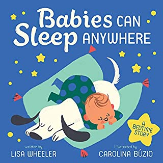 Book Cover: Babies Can Sleep Anywhere