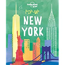 Lonely Planet Pop-up New York 1st Ed.