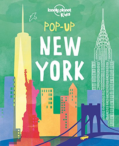 Pop-up New York (Lonely Planet Kids) (Statues Baby)