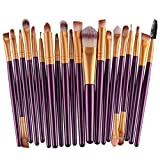 20Pcs/Set Makeup Brushes Eyes Eyebrow Lip Eyeliner Make Up Brush Cosmetic Tool as picture show2