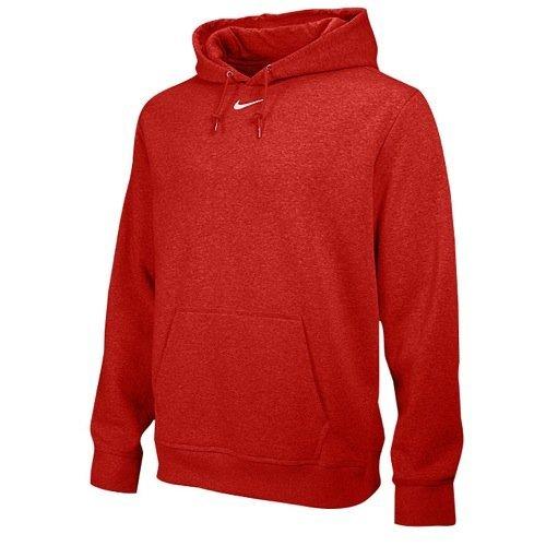 Nike Team Club Fleece Hoody - Sudadera para hombre Scarlet