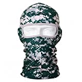 Maoko Printing Polyester Full Balaclava Dust-Proof- Hood Face Mask Hat Windproof
