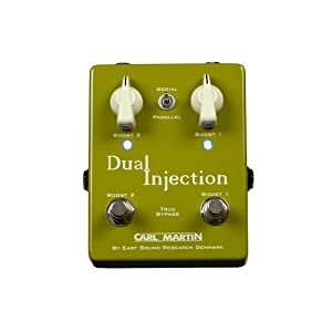 Carl Martin DUAL INJECTION