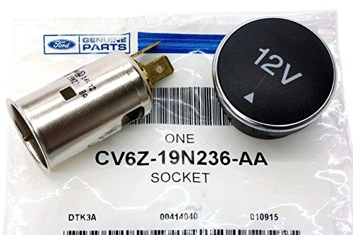 Ford Focus Escape C-Max Center Console 12V Volt Power Outlet Socket OEM NEW