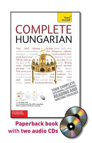 Download By Zsuzsa Pontifex - Complete Hungarian with Two Audio CDs: A Teach Yourself Guide (TY (2nd Edition) (2011-02-24) [Paperback] pdf epub